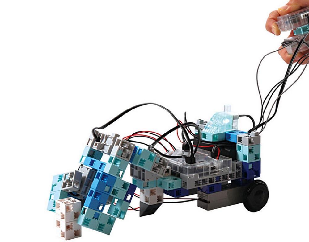 Des informations sur le robot éducatif programmable